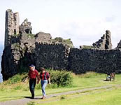 Castles, coasts and countryside in Ayrshire