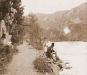 Old view of Ness Glen